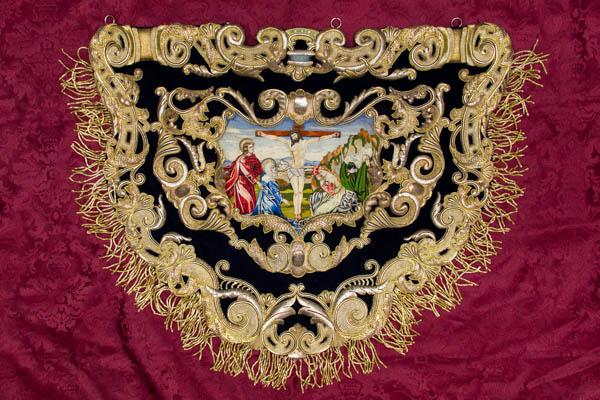 Piezas de Santa Marta para la exposición