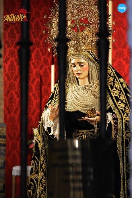 Veneración de la Virgen de Gracia y Amparo de los Javieres // Benito Álvarez