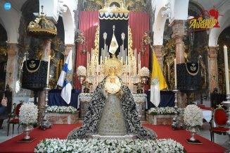 Veneración ala Virgen de la Candelaria // Carlos Iglesia