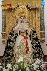 Virgen del Dulce Nombre de Bellavista // Benito Álvarez