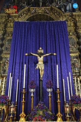 Veneración al Cristo de las Siete Palabras // Benito Álvarez