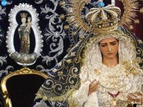Veneración de la Virgen de la Hiniesta // Carlos Iglesia