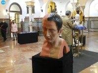Exposición de Ángel Luis Tejera // Carlos Iglesia
