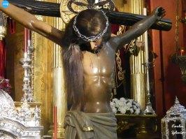 Veneración al Santo Crucifijo de San Agustin de San Roque // Carlos Iglesia