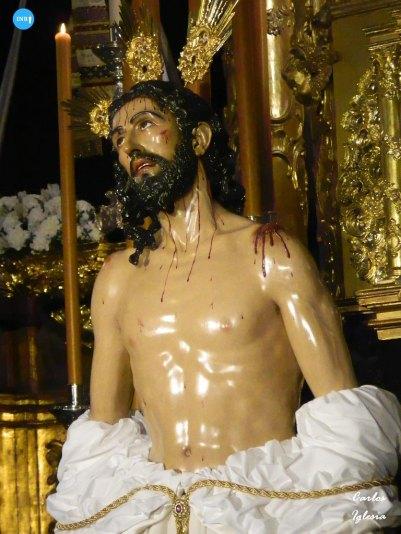 Veneración de Jesus Despojado // Carlos Iglesia