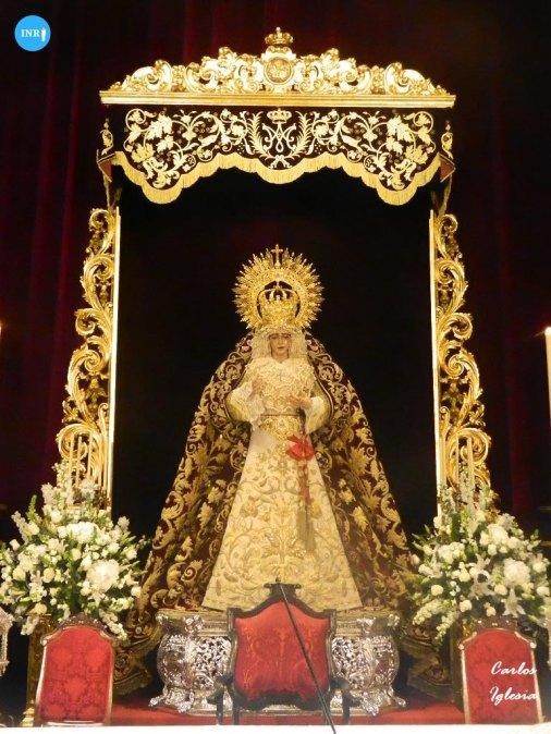 Veneración de la Virgen del Refugio de San Bernardo // Carlos Iglesia