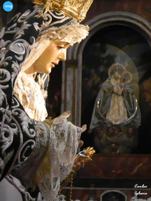 Veneración de la Virgen de la Candelaria // Carlos Iglesia