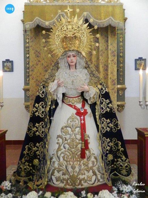 Virgen del Dulce Nombre de Bellavista // Carlos Iglesia