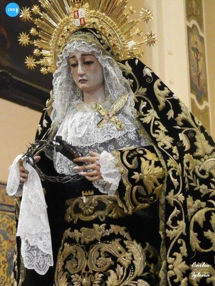 Veneración de la Soledad de San Lorenzo // Carlos Iglesia