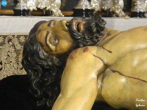 Veneración del Cristo de la Misericordia del Baratillo // Carlos Iglesia