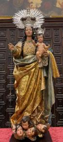 Virgen del Rosario de la Corona