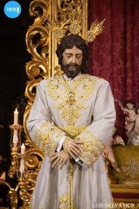 Veneración del Señor de la Paz del Carmen // Luis Selvático