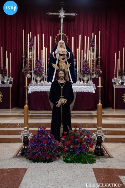Veneración del Señor Cautivo ante Pilato de los Dolores de Torreblanca // Luis Selvático