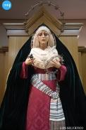 Virgen del Silencio de San Francisco Javier de las Lumbreras // Luis Selvático
