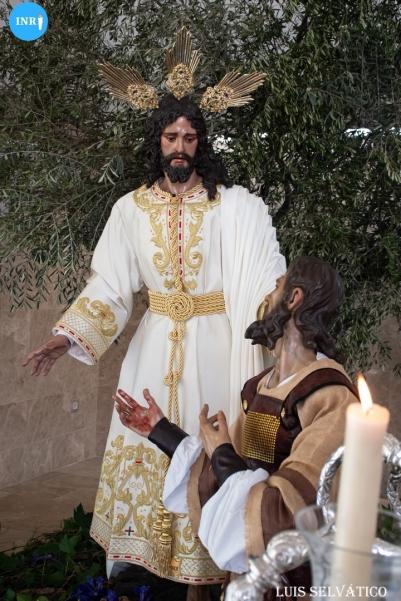 Veneración extraordinaria del Señor del Consuelo y Esperanza de Sevilla Este // Luis Selvático