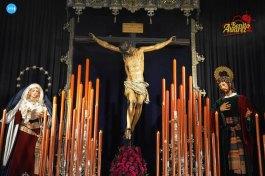 Quinario y veneración del Cristo de la Fundación de los Negritos //Benito Álvarez
