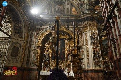 Veneración del Cristo de la Exaltación // Benito Álvarez