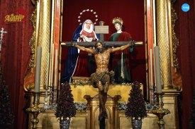 Veneración del Cristo de la Sed // Benito Álvarez