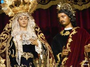 Veneración al Señor del Soberano Poder en su Prendimiento de los Panaderos // Carlos Iglesia