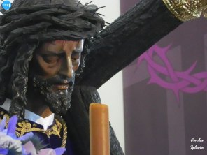 Veneración al Señor de la Bondad del Carmen de San Leandro // Carlos Iglesia