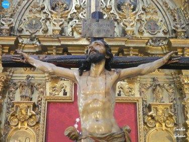 Veneración al Cristo de las Misericordias de Santa Cruz // Carlos Iglesia.