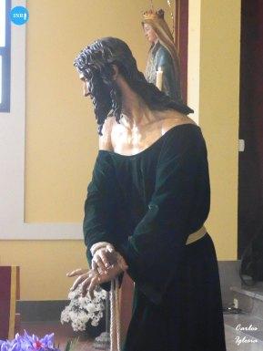 Veneración al Señor de la Esperanza en el Puente Cedrón de la Milagrosa // Carlos Iglesia