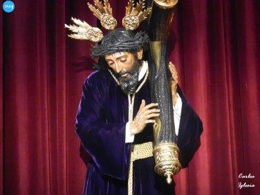 Veneración a Jesús Nazareno de la O // Carlos Iglesia
