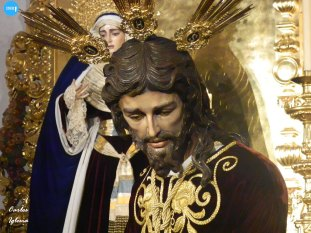 Venaración al Señor del Soberano Poder ante Caifás // Carlos Iglesia