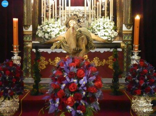 Veneración al Cristo de las Cinco Llagas de la Trinidad // Carlos Iglesia