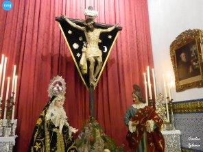 Veneración al Cristo del Amparo de la Pastora de Santa Marina // Carlos Iglesia