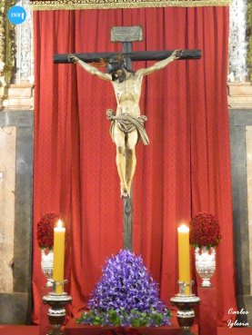 Veneración al Cristo del Calvario // Carlos Iglesia