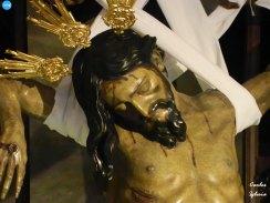 Cristo del Sagrado Descendimiento de la Quinta Angustia // Carlos Iglesia
