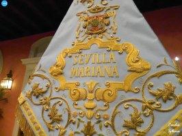 Insignia Sevilla Mariana de San Bernardo // Carlos Iglesia