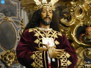 Veneración del Señor Cautivo de San José // Carlos Iglesia