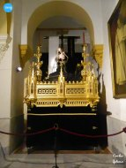 La Canina del Triunfo de la Santa Cruz del Santo Entierro // Carlos Iglesia