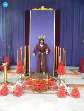 Veneración del Señor del Amor en su Divina Misericordia del Rosario de San Jerónimo // Carlos Iglesia
