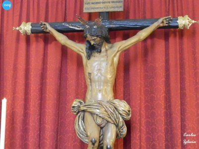 Veneración del Cristo de las Aguas y la Virgen del Mayor Dolor // Carlos Iglesia