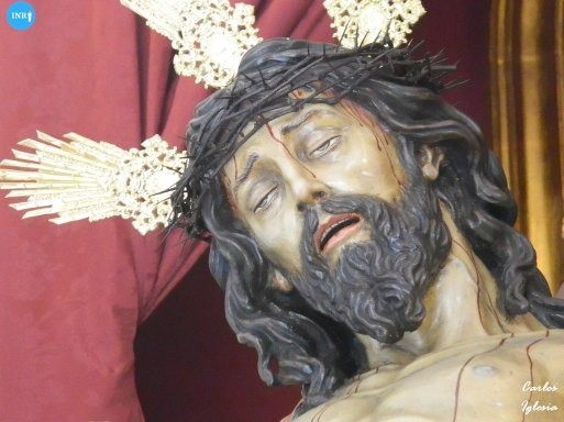 Veneración del Cristo de la Redención de las Mercedes de la Puerta Real // Carlos Iglesia