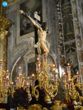 Quinario del Cristo de las Cinco Llagas de la Trinidad // Carlos Iglesia