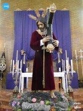 Veneración del Señor del Divino Perdón de Parque Alcosa // Carlos Iglesia