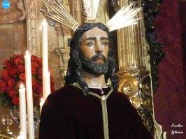 Veneración del Señor ante Anás del Dulce Nombre // Carlos Iglesia