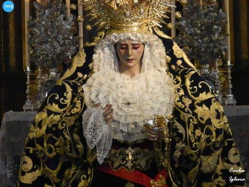 Veneración de la Virgen de los Desamparados de San Esteban // Carlos Iglesia