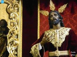 Veneración al Señor de la Victoria de la Paz // Carlos Iglesia