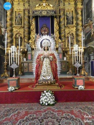 Veneración de la Virgen de la Encarnción de la Cena // Carlos Iglesia