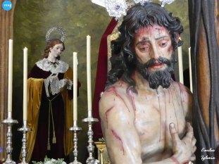 Veneración del Cristo Varón de Dolores del Sol // Carlos Iglesia