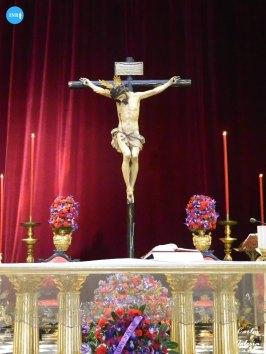 Veneración del Cristo de la Salud de San Bernardo // Carlos Iglesia