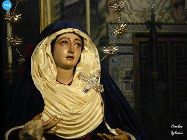 Veneración de Madre de Dios de la Palma del Cristo de Burgos // Carlos Iglesia