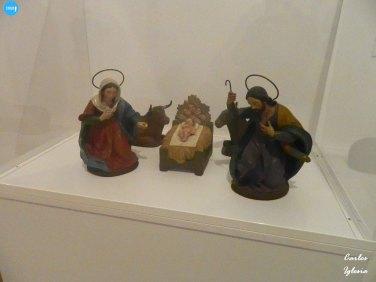 Exposición de Sebastián Santos // Carlos Iglesia