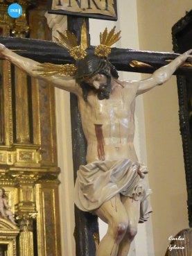 Veneración del Cristo Mayor Dolor del Dulce Nombre // Carlos Iglesia