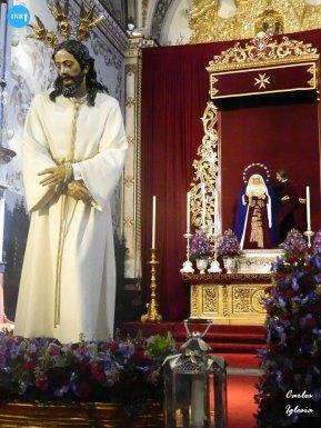 Veneración del Señor del Silencio ante el Desprecio de Herodes de la Amargura // Carlos Iglesia